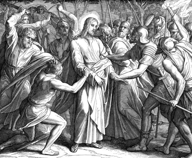 Jesus-Betrayed