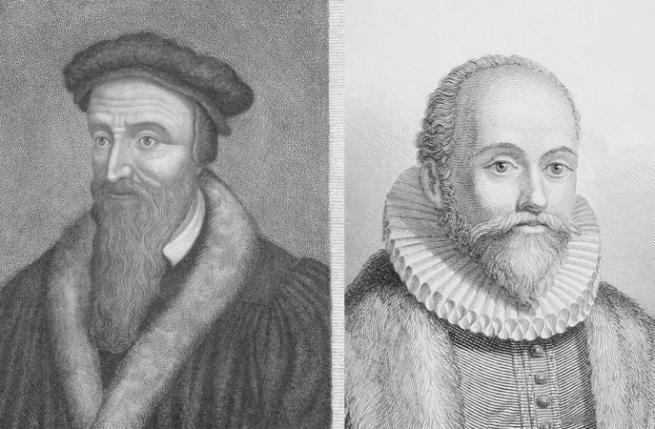 Calvin-and-Arminius